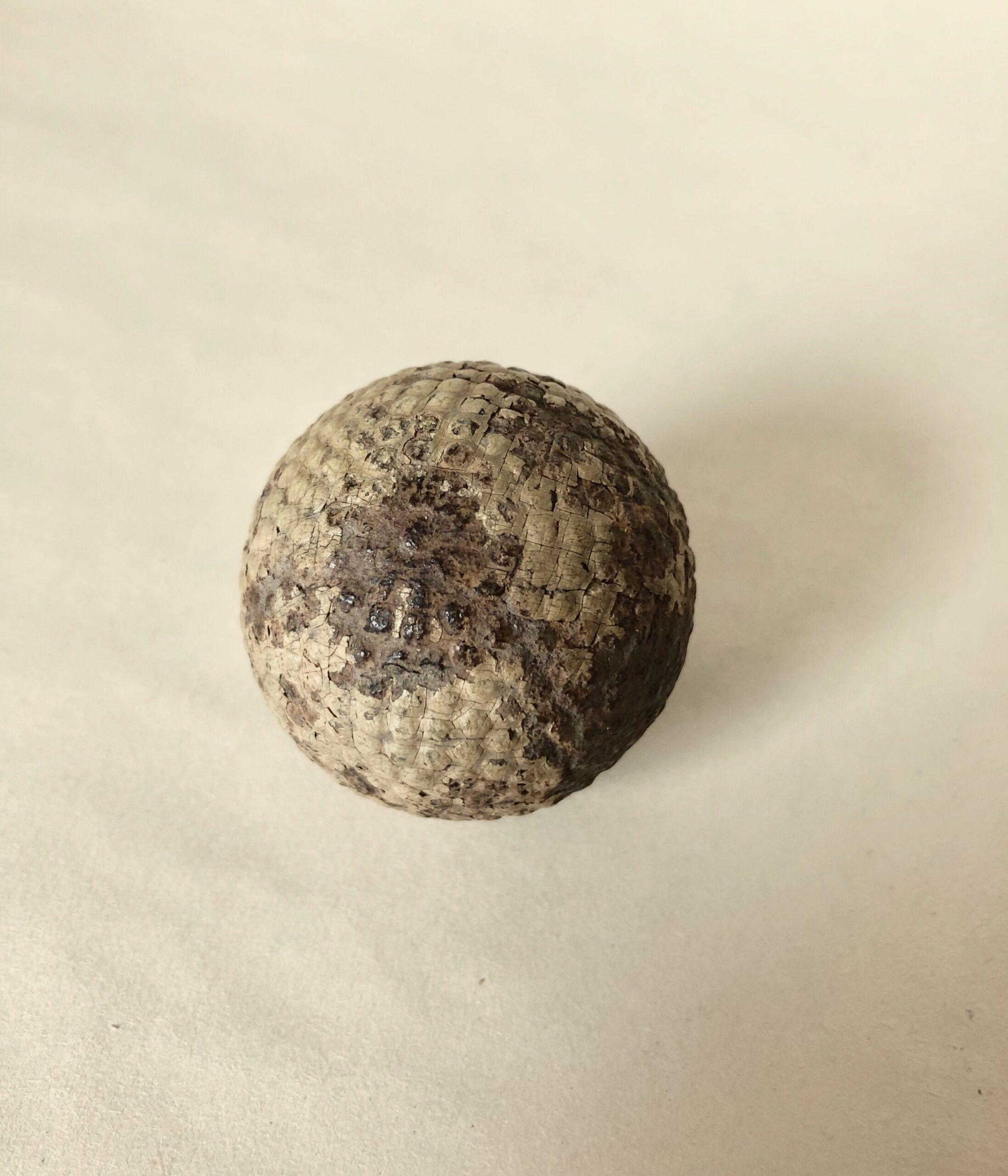 'Bramble' Gutty Golf Ball