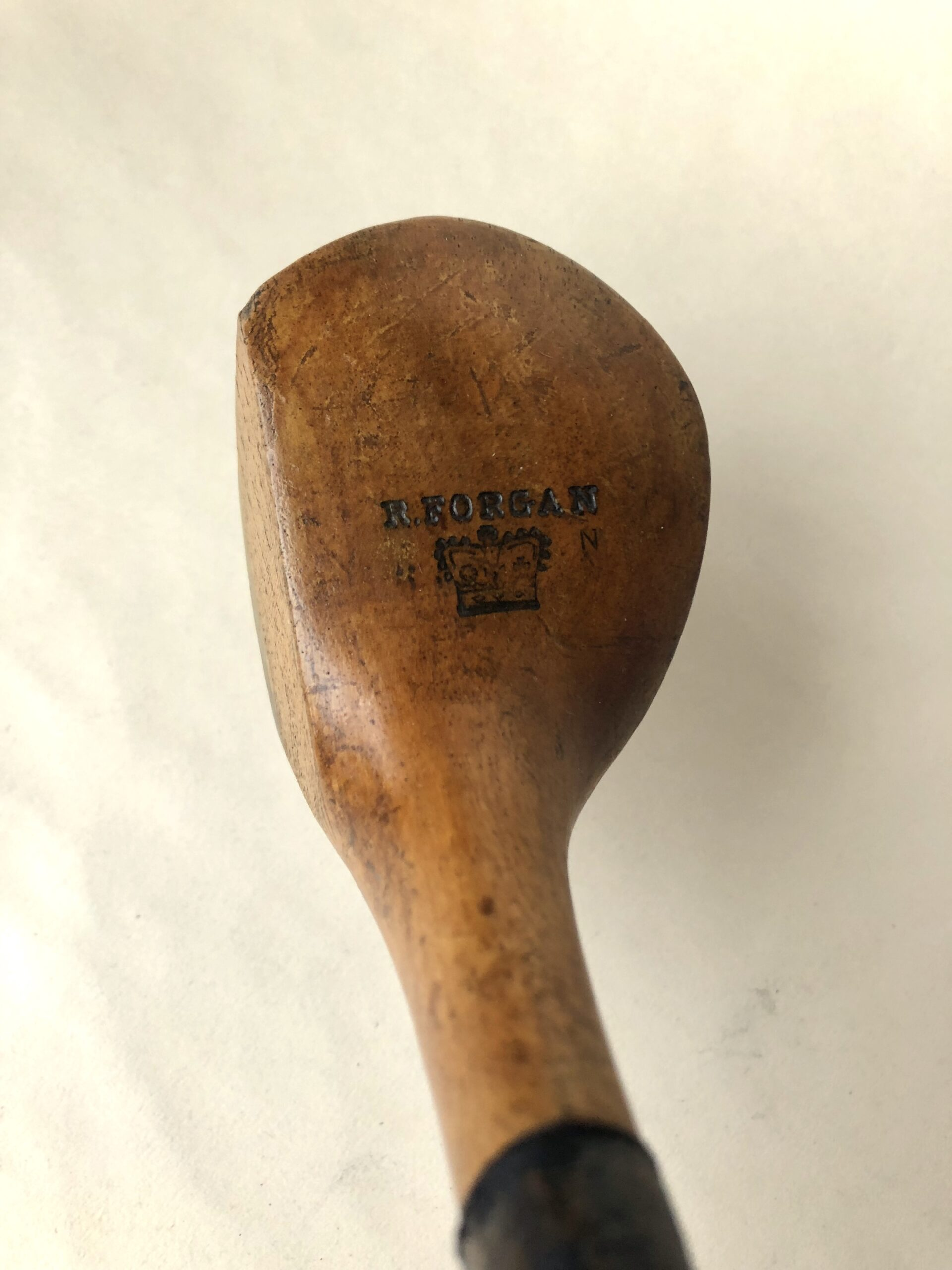 R. Forgan & Son Brassie