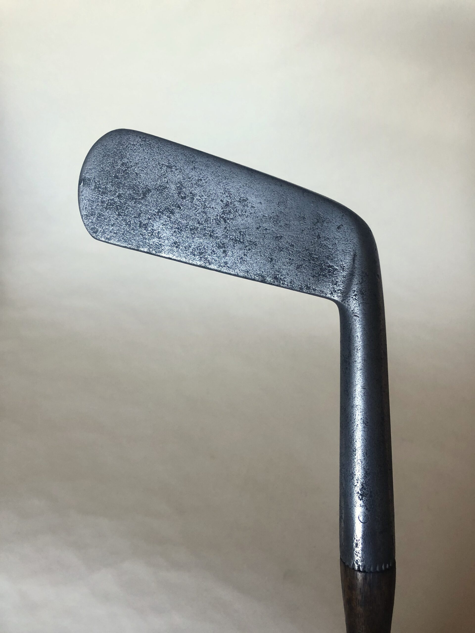 James Anderson blade putter c.1880-85