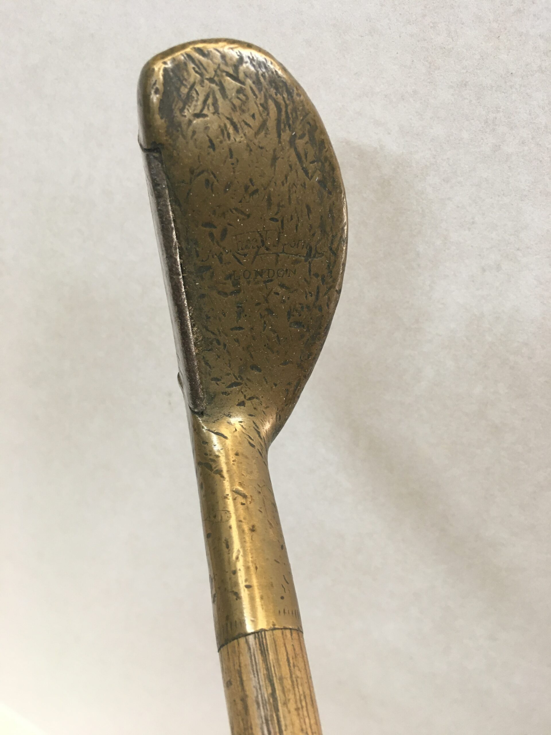 Blackheath Golf Co. ZoZo Putter c.1905