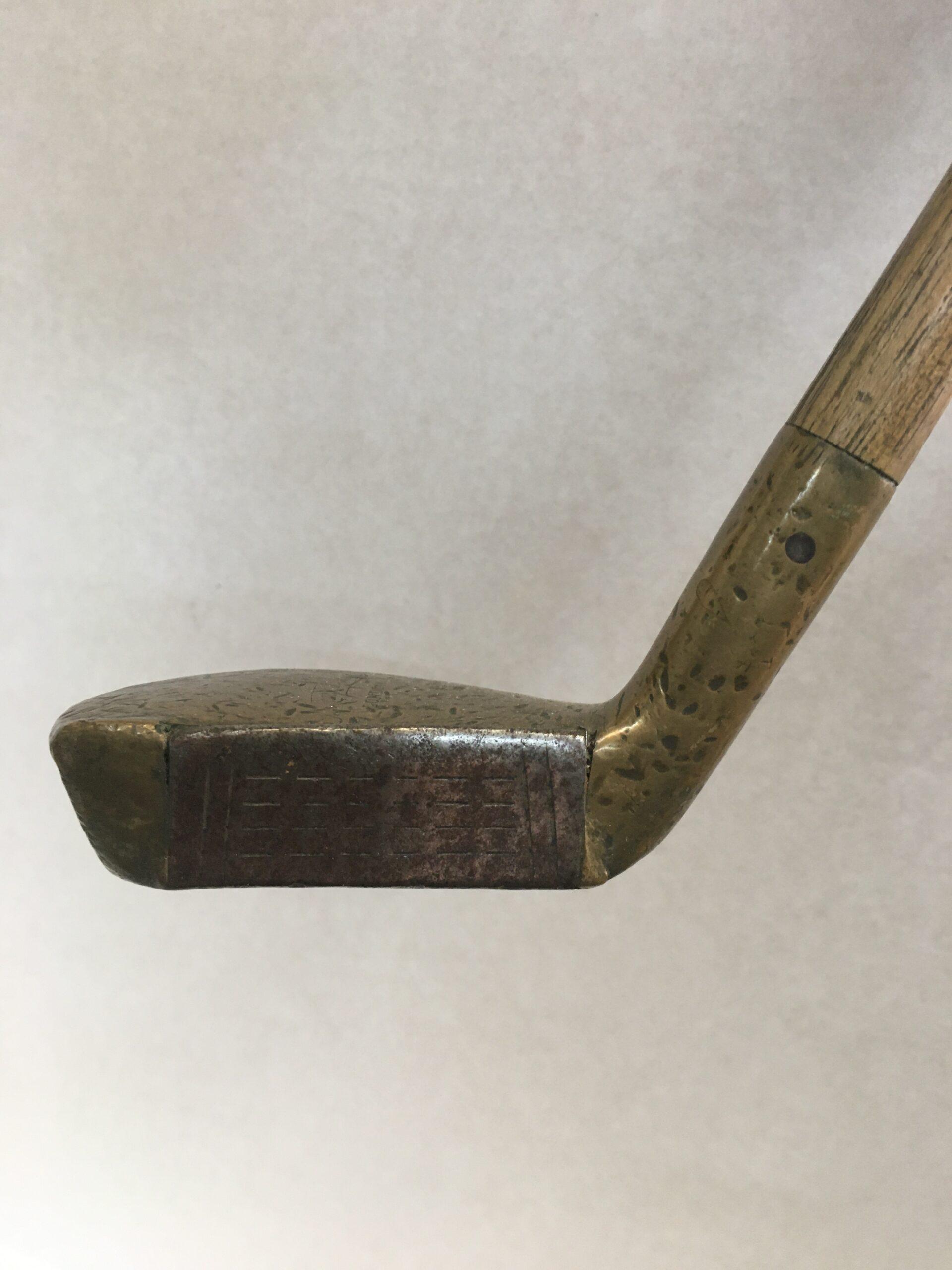 Blackheath Golf Co. ZoZo Putter c.1905