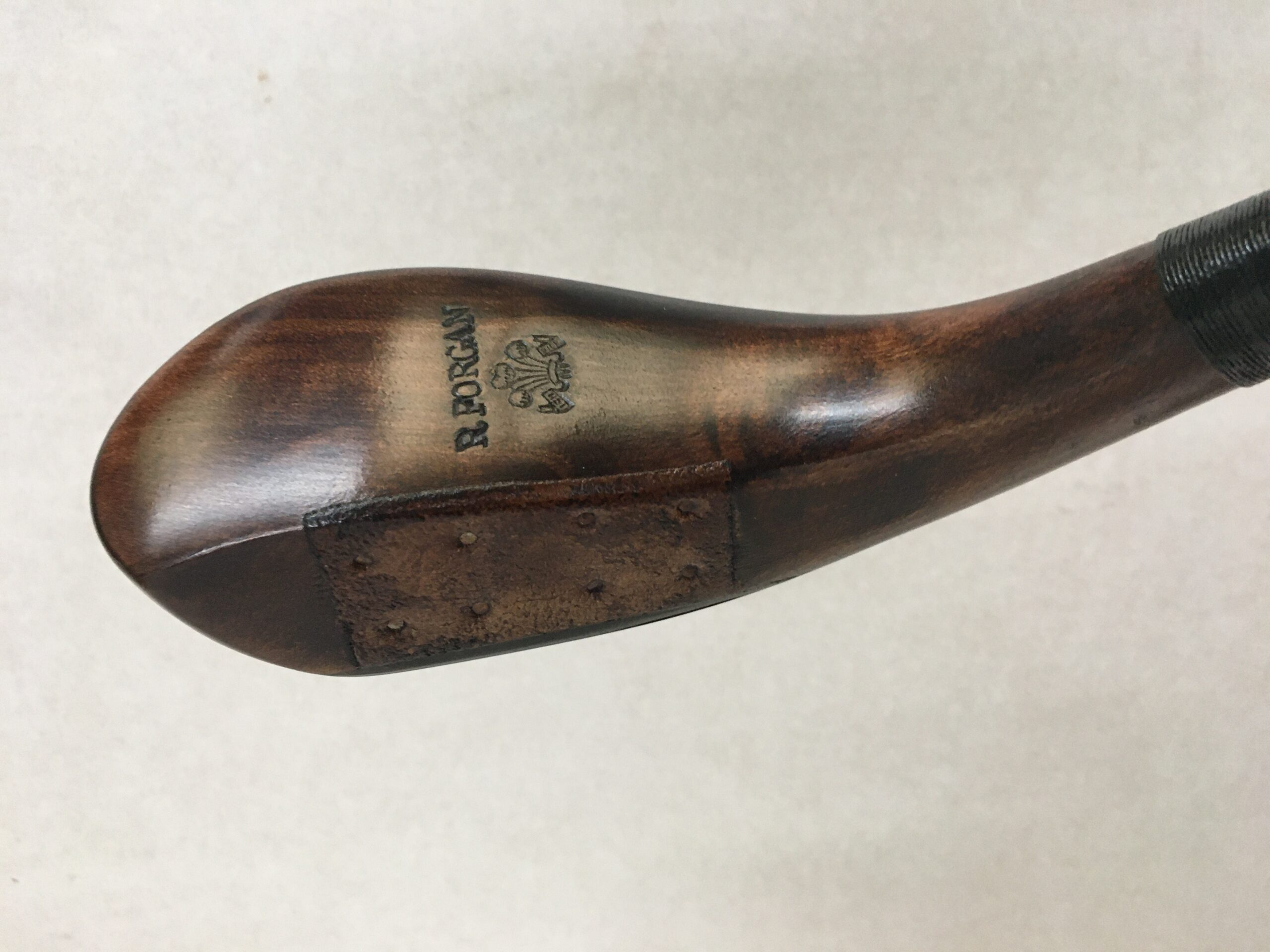 Robert Forgan Baffing spoon replica