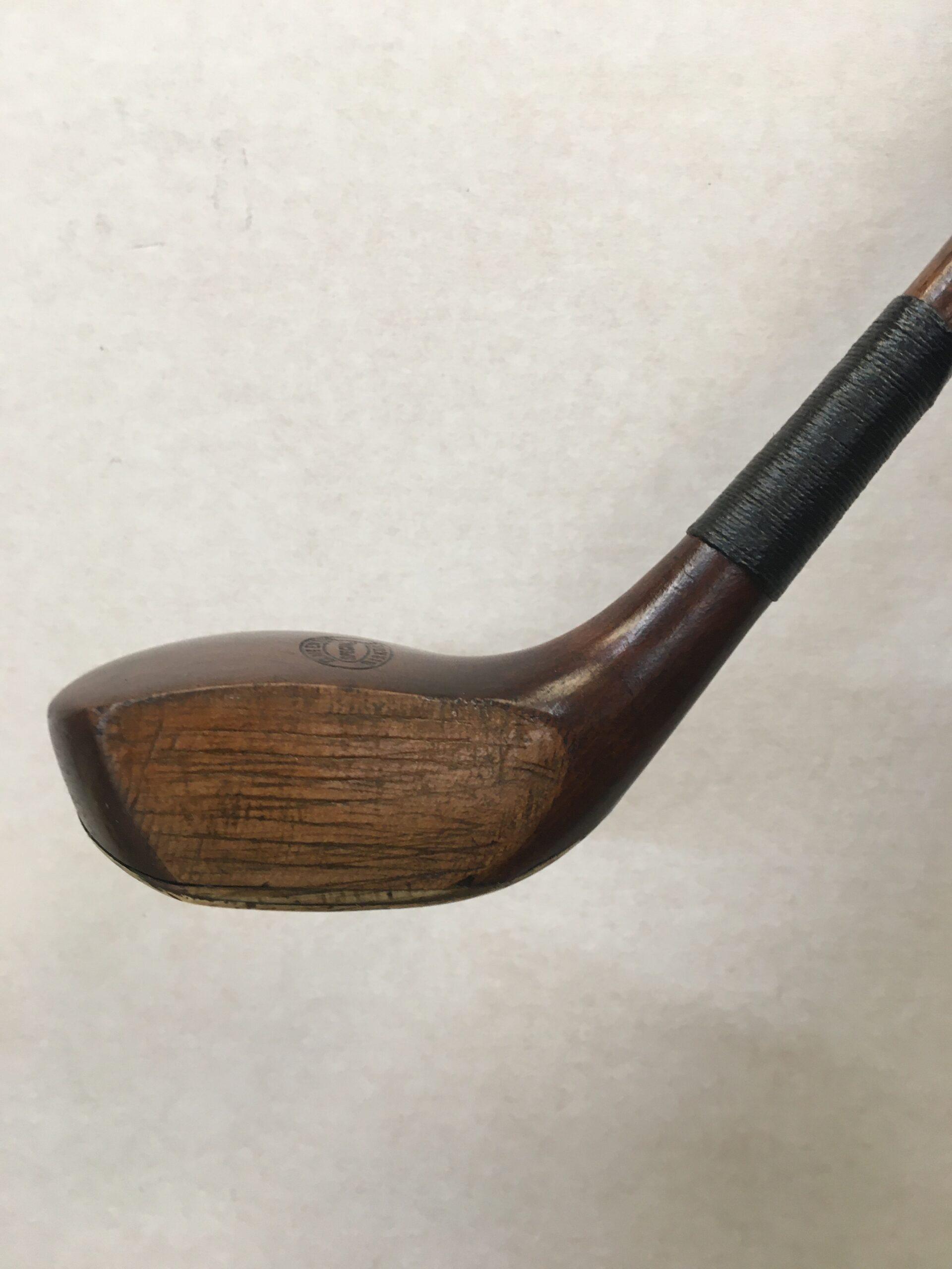 D. McEwan Fairway Wood/Wooden Cleek